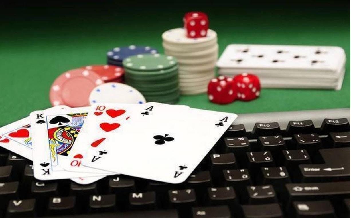 Probability of each hand in poker